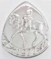 1977 UK England Silver Jubilee Crown