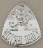1988-89 Notre Dame Champion 99-9 fine silver 3