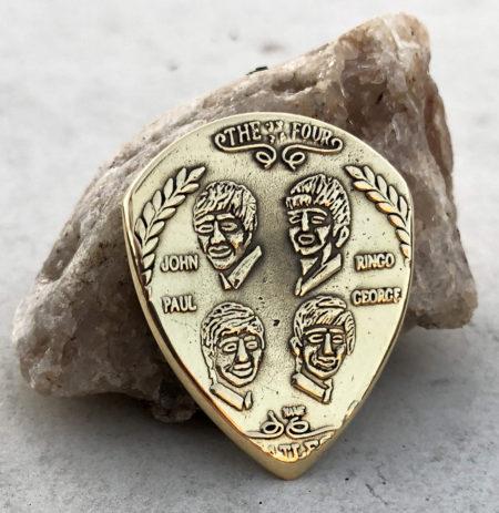 Beatles Coin Guitar Pick, Coin Guitar Picks