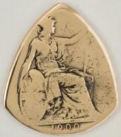 1900 UK Half Penny 1