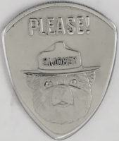Smokey the Bear Token