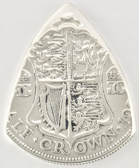 1933 UK Half Crown 1