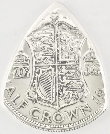 1941 UK Half Crown 1