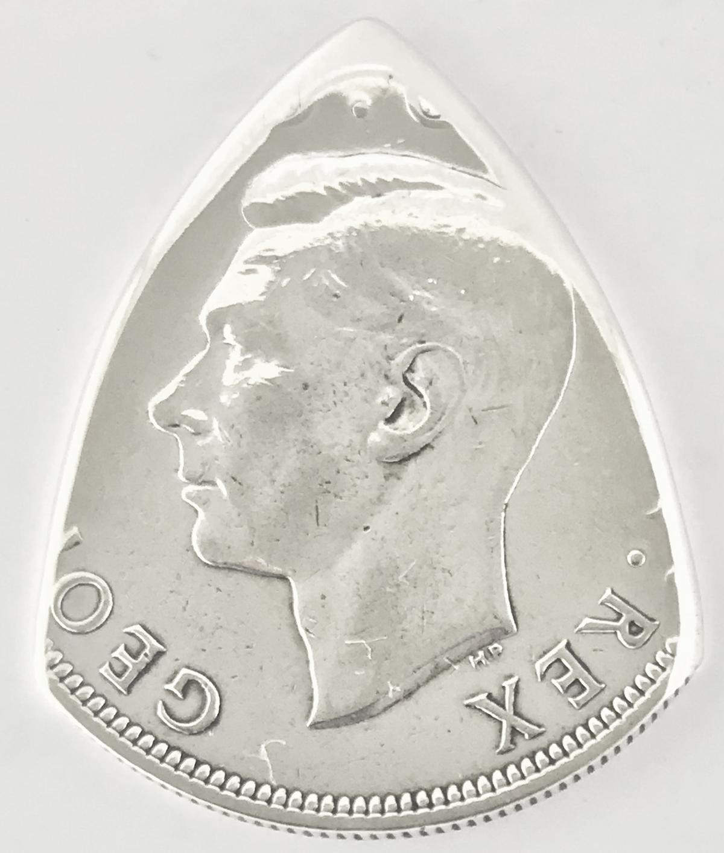 1941 UK Half Crown 2