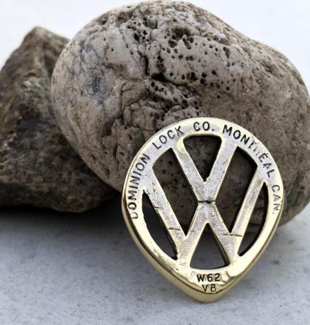 Vintage Volkswagen Key 2 Coin Guitar Pick, Coin Guitar Picks