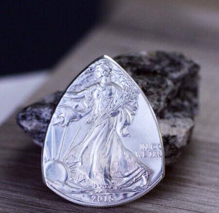 2015 American Eagle 99.9% Fine Silver