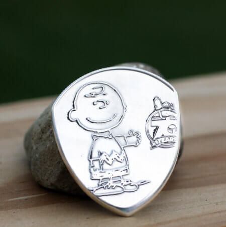 2020 70th Anniversary Peanuts Charlie Brown 999 silver 1 oz